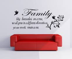 Ohana Means Family Vinyl Wall Art Sticker Decal Quote Independence