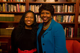 Journalist Gwen Ifill: On the Go In a Great Jacket (Wine With Wanda )