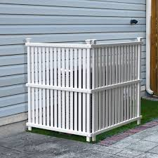 Outdoor Air Conditioner Fence Wayfair