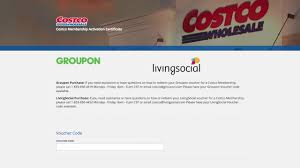 activate your costco membership