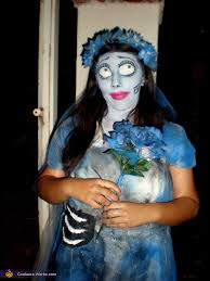 emily from corpse bride costume step