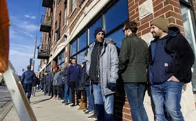 Illinois legal weed sales total almost ...