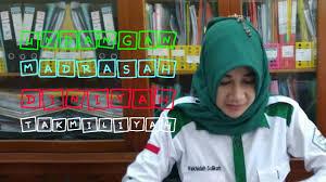 Contoh Undangan Madrasah Diniyah Takmiliyah Pontren Com