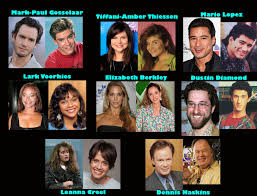 SAVED BY THE BELL CAST THEN AND NOW ...