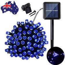 solar power fairy string lights