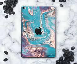Illusion Sticker New Ipad Pro 11 12 9 2018 Marble Decal Ipad Air 3 Skin Mini 4 5 Ebay