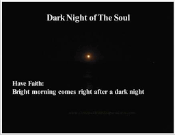 faith dark night of the soul