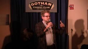 Adam Conover standup at Gotham Comedy Club 10/19/13 - YouTube
