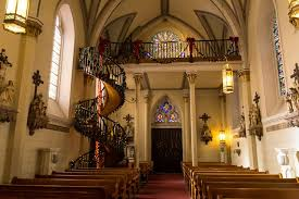 the loretto chapel s miraculous staircase