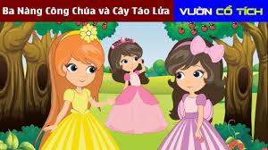 Video - Công Chúa và Chàng Chăn Cừu - Truyện Cổ Tích Việt Nam Hay Nhất