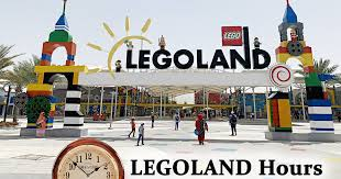 legoland hours today open closed