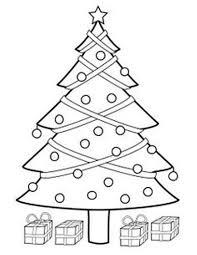 Kids N Fun Kleurplaat Kerstbomen Om Zelf Te Versieren Kerstbomen