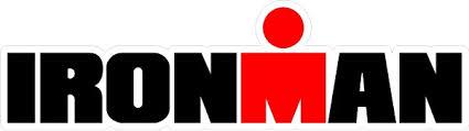 Ironman M Dot Decal Sticker 04
