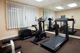 best western plus fitness center