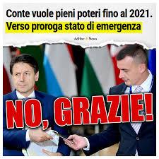 """Matteo Salvini - Allungare lo """"stato di emergenza"""" fino al ..."""