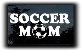 Soccer Mom Stickers For Cars 7 Inch Customstickershop On Artfire