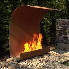 corten steel superior outdoor