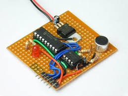 how to make an insect detector with an