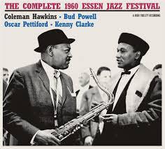 The Complete Essen Jazz Festival by Coleman Hawkins - CeDe.com