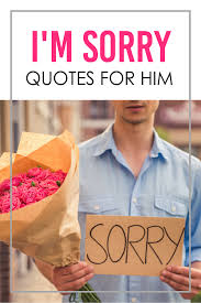 clever ways to say i m sorry from