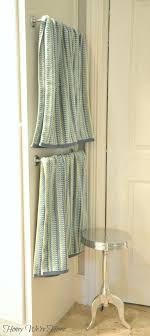 keeping bathroom towels fresh honey