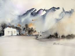 Perry Johnston | Watercolor landscape, Watercolor, Painting tutorial