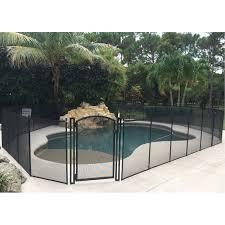 Poolfencediy Wide Pool Fence Diy Arch Top Vinyl Gate Wayfair
