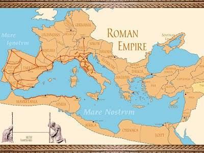 """ผลการค้นหารูปภาพสำหรับ แผนที่ จักรวรรกรุงโรมัน"""""""