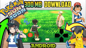 Download Pokémon Ultra Sun and Pokémon Ultra Moon for Android (APK ...