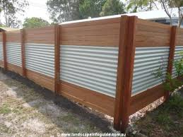 Found On Google From Pinterest Com Backyard Fences Backyard Corrugated Metal Fence