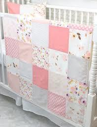 watercolor fl baby girl blanket