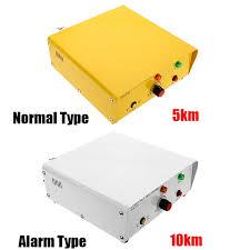 Livestock High Voltage Electric Fence Alarm Type Single Line 10km Xsd 330b Shopee Philippines