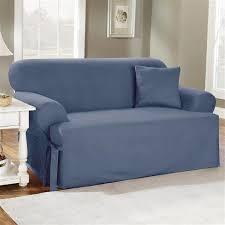 surefit sure fit duck solid sofa cover