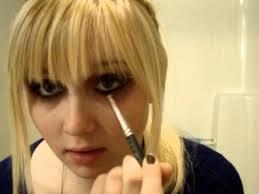 bellatrix lestrange inspired makeup