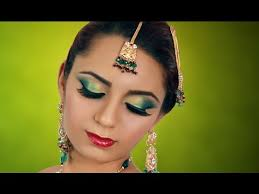 indian bridal makeup tutorial asian