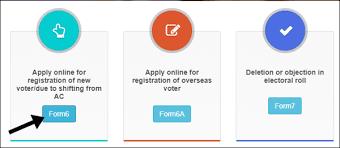 Voter ID Card कैसे बनाये - Voter ID Card के लिए ...