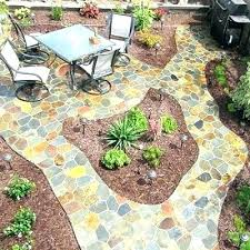 home depot patio designs pavers