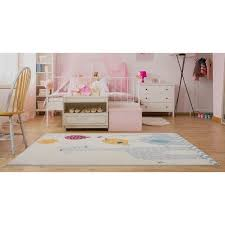 Shop Yellow White Colorfull Area Rug Carpet Mat Baloons Sun Elephant Bird Giraffe Animals Cartoon Kids Room Nursery 4x5 5x7 7x9 8x10 Overstock 29352022