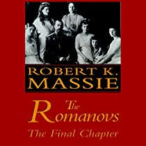 The Romanovs (Audiobook) by Robert K. Massie   Audible.com