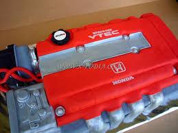 Cake Motor Honda Vtec Pasteles Divertidos Tortas Tematicas