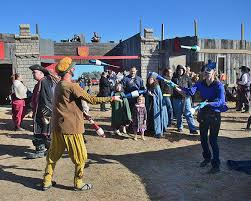Boster Castle prepping for two fall festivals