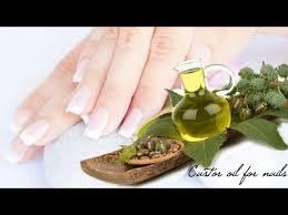 castor oil for nails savi you