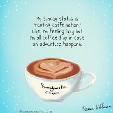 sunday coffee image by pineapple house cafe on daily words