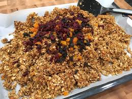 healthy homemade granola recipe the