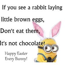 cool easter quotes funny easter minion quote happy easter