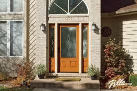 fiberglass entry doors add style
