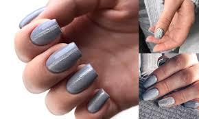 Szary Manicure 18 Najpiekniejszych Stylizacji Ze Swiata Manicure