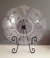 depression glass etched