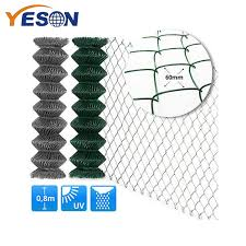 China Factory Price Cyclone Wire Fence Chain Link Fence Yeson Factory And Manufacturers Yeson