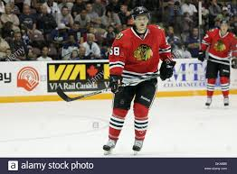 Sept. 10, 2011 - Oshawa, Ontario, Canada - Chicago Blackhawks F Byron Stock  Photo - Alamy
